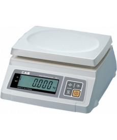 Весы фасовочные CAS SW I (SD)