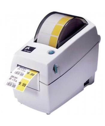 Принтер этикеток ZEBRA TLP 2824 Plus RS232, USB