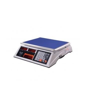 Весы торговые M-ER 327АС-15.2 с АКБ без стойки LED