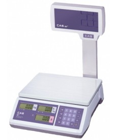 Весы торговые CAS ER-Jr-CBU